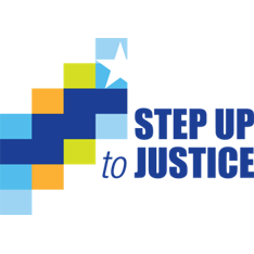 <a href =http://www.stepuptojustice.org/>Step Up to Justice</a>